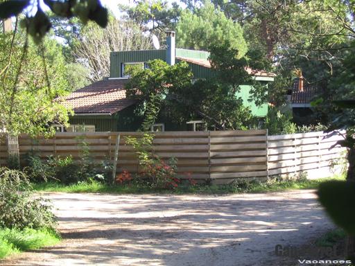 Location maison cap ferret pour les vacances, dans les 44 hectares à ...
